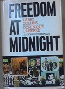 फ़्रीडम एट मिडनाइट: लैरी कॉलिन्स, डोमिनिक लैपेरी पीडीएफ़ अंग्रेजी में मुफ़्त डाउनलोड | Freedom At Midnight: Larry Collins, Domnique Lapperie PDF In English Free Download